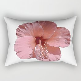 Hibiscus  Flower Rectangular Pillow