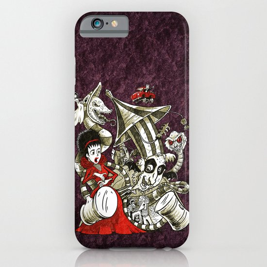 don't say the 'B' word! iPhone & iPod Case