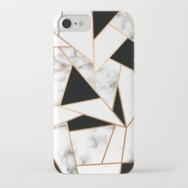 Marble III 003 iPhone Case