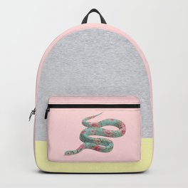 FLORAL SNAKE Backpack