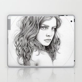 JennyMannoArt Graphite drawing Laptop & iPad Skin