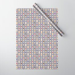 Mystic Match Wrapping Paper