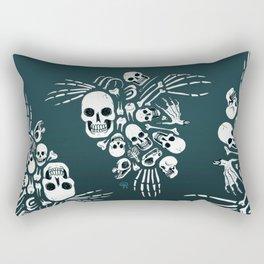 Bones (Wonderful Mess Series) Rectangular Pillow