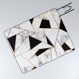 Marble III 003 Picnic Blanket