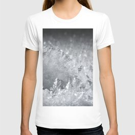 Crystals of ice T-shirt