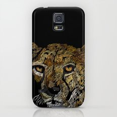 cheetah  Galaxy S5 Slim Case