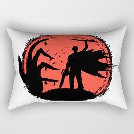 Ash Hands Rectangular Pillow