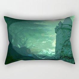 Caisleán Grove Poison Rectangular Pillow