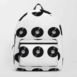 Blues Style Record Backpack