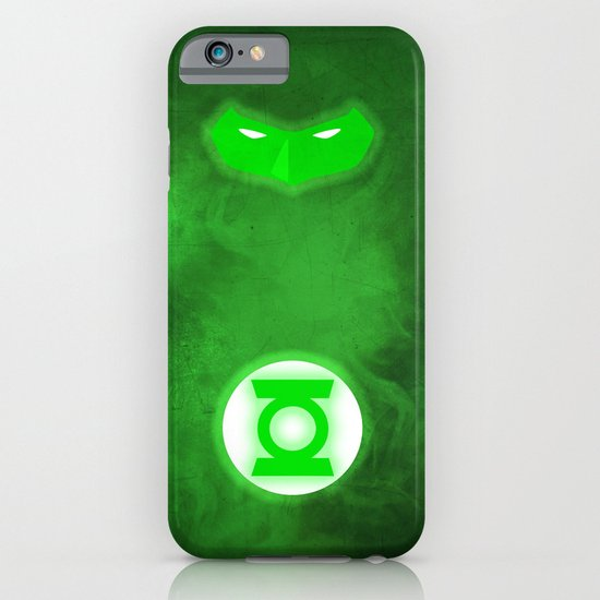Green Lantern iPhone & iPod Case
