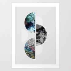 Minimalism 50 Art Print