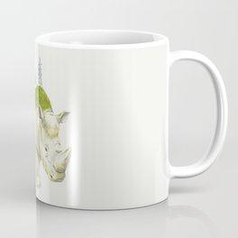 rhinoceros  Coffee Mug