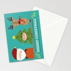 Merry xmas Stationery Cards
