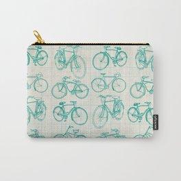 Vintage bikes design Carry-All Pouch