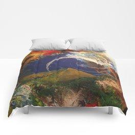 Pyrimidic Decontainment Comforters