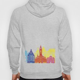 Lille skyline pop Hoody