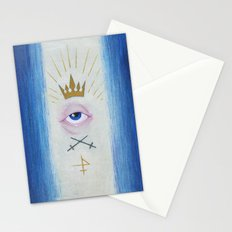 Illuminati : Gaze of Protection Stationery Cards