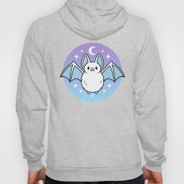 Cute Night Bat Hoody