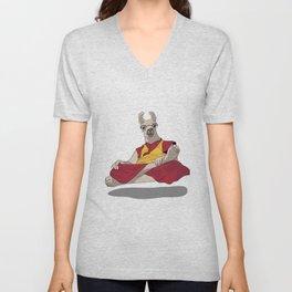 Dalai Llama Unisex V-Neck