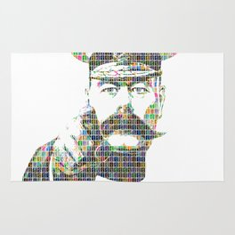 Your Country Needs You - Digital Rug