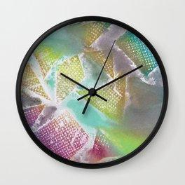 Abstract No. 397 Wall Clock