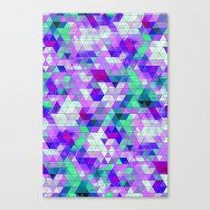 Tile Canvas Print