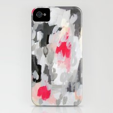 No. 70 Modern Abstract Painting iPhone (4, 4s) Slim Case
