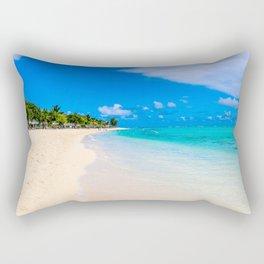 Paradise Walk Rectangular Pillow