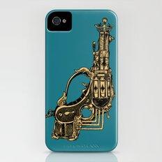 marooned iPhone (4, 4s) Slim Case