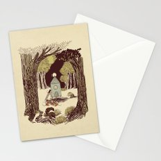 In the Clearing Stationery Cards