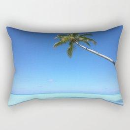 A little bit of Paradise Rectangular Pillow