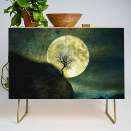 The Moon and the Tree. Credenza