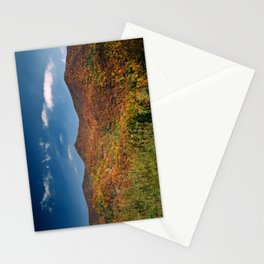 Autumn on the Mountains of the Parkway Stationery Cards