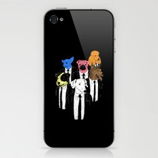 Off the Reservoir iPhone & iPod Skin