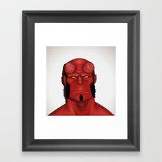 Anung Un Rama Framed Art Print