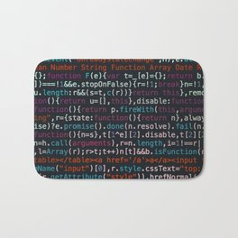 Computer Science Code Bath Mat