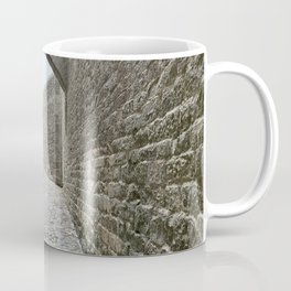 Inside the walls of the City of Carcassonne Coffee Mug