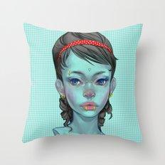 Kitsch Throw Pillow