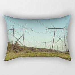 To Sustain Pt. 1 Rectangular Pillow