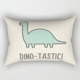 Dino-Tastic Rectangular Pillow