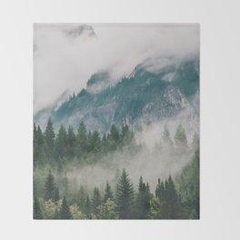 Vancouver Fog Decke