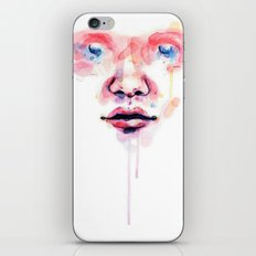 Don't cry iPhone & iPod Skin
