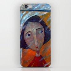 TRAS LA VENTANA iPhone & iPod Skin