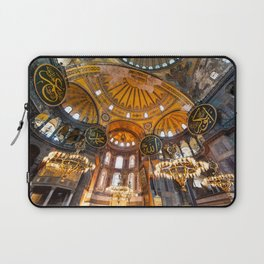 Beautiful Hagia Sophia Laptop Sleeve