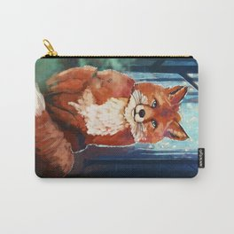 Fox - Forrest - Cute Carry-All Pouch