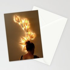 Hair ornament Stationery Cards