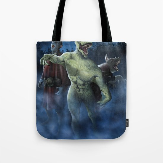 Midnight Stroll Tote Bag