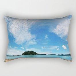 UNBELIEVABLE SIGHT Rectangular Pillow