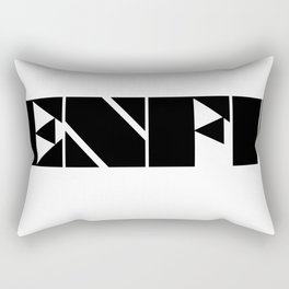 Type Type for ENFP Rectangular Pillow