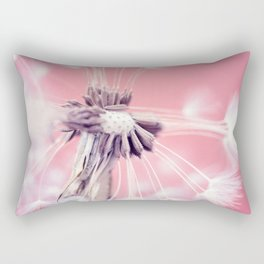 Pop Dandelion Rectangular Pillow
